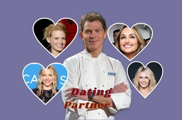 Who is Bobby Flay Dating Now? Girlfriends, Partner & Relationships