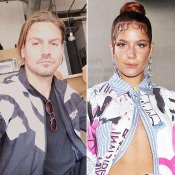 Who is Halsey's Boyfriend Alev Aydin?