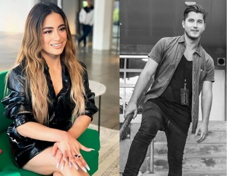Are Ally Brooke and Will Bracey dating?