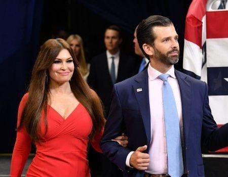 Donald Trump Jr. and Kimberly Guilfoyle's Relationship