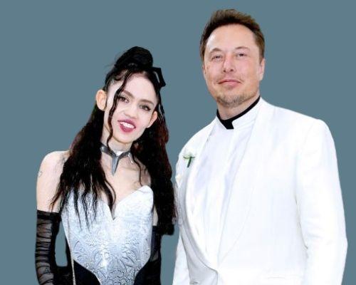 Who is Tesla CEO Elon Musk's girlfriend Grimes?