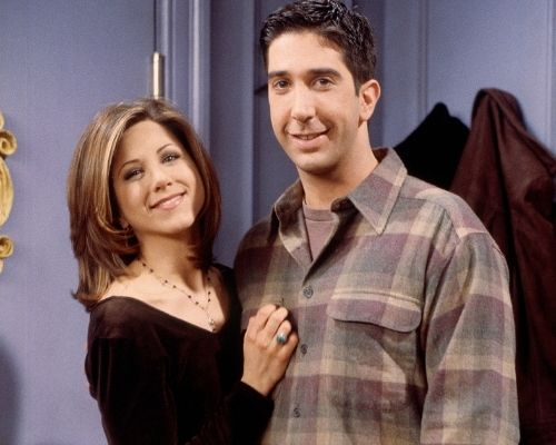 Are Jennifer Aniston and David Schwimmer Dating?