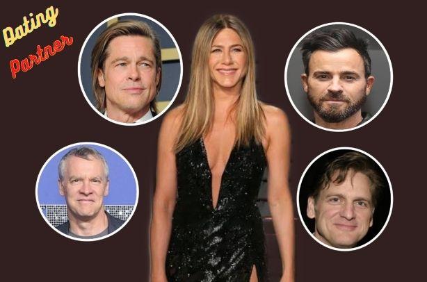 Jennifer Aniston's Dating and Boyfriends History