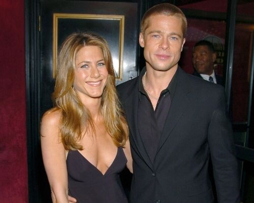 Jennifer Aniston's has longest 7.7 years relation ship with Brad Pit