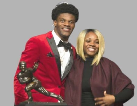 Are Lamar Jackson and Jaime Taylor Dating?