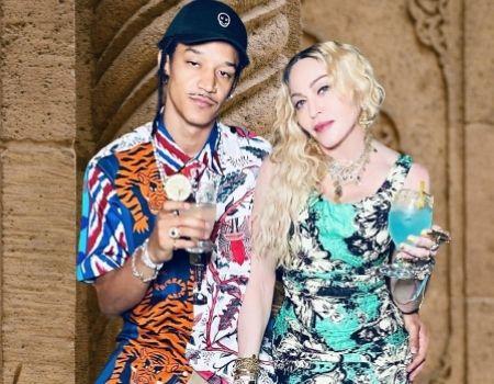 Who is Madonna's Boyfriend Ahlamalik Williams?