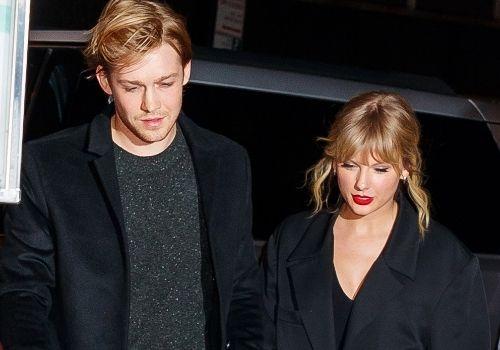 Is Taylor Swift Dating British Actor Joe Alwyn?